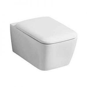 kwadratowa miska wc