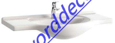 Deftrans umywalka podwojna