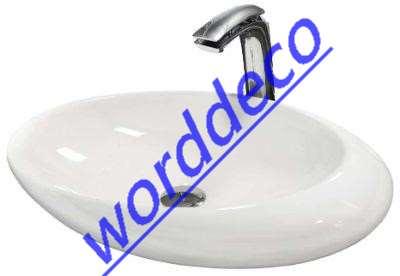 Duravit umywalka z blatem