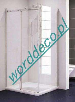 kabina prysznicowa bez brodzika Omnires