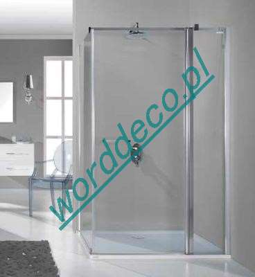 kabina prysznicowa bez brodzika Sanplast