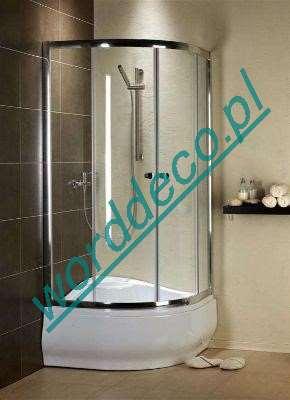 kabina prysznicowa z brodzikiem Besco