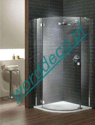 kabina prysznicowa z brodzikiem Kerra