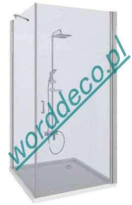 kabina prysznicowa z brodzikiem Rea